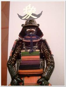 大分県で直江兼続の甲冑と出会う