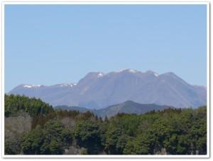 竹田市の山々