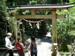 熊本県幣立神社